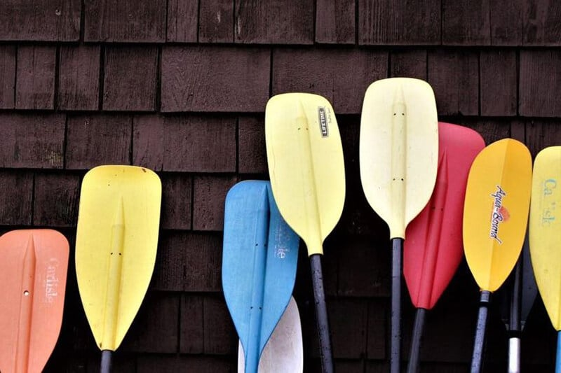 The Way to Select a KAYAK PADDLE