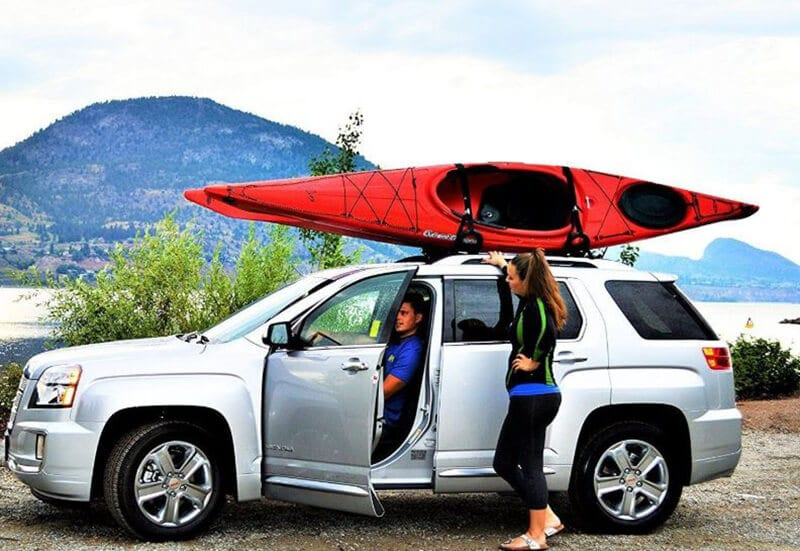 Top 13 Best Kayak Roof Rack Reviews 2020