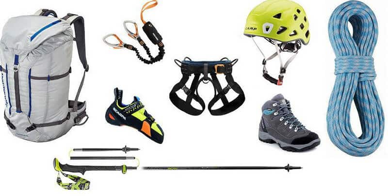 Top 16 Best Climbing Gear