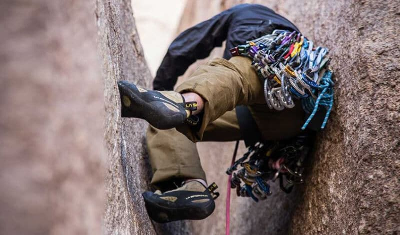 Top 7 Best Rock Climbing Shoes For Wide Feet 2020