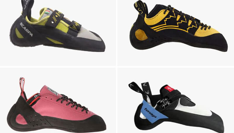 Top 8 Best Beginner Climbing Shoes 2020