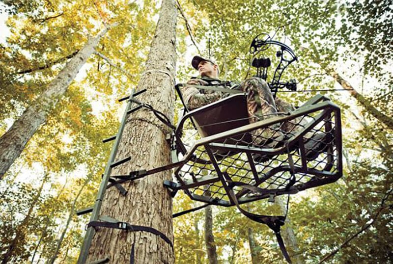 Top 9 Best Tree Stands For Climbing