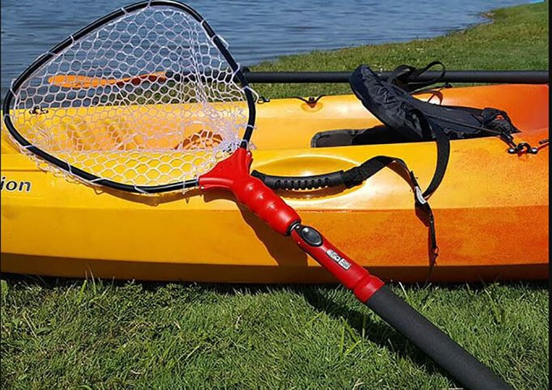 Top 9 Best Kayak Fishing Nets Review 2020
