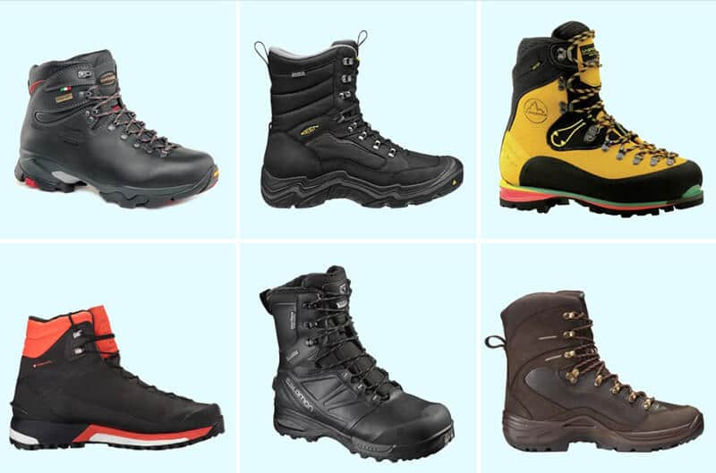 Top Brands Of The Best Hiking Boots For Men