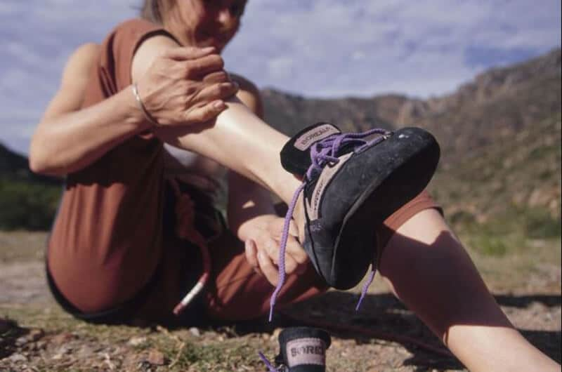 actors To Consider When Shopping For climbing Shoes For Ladies- Women's rock climbing shoes