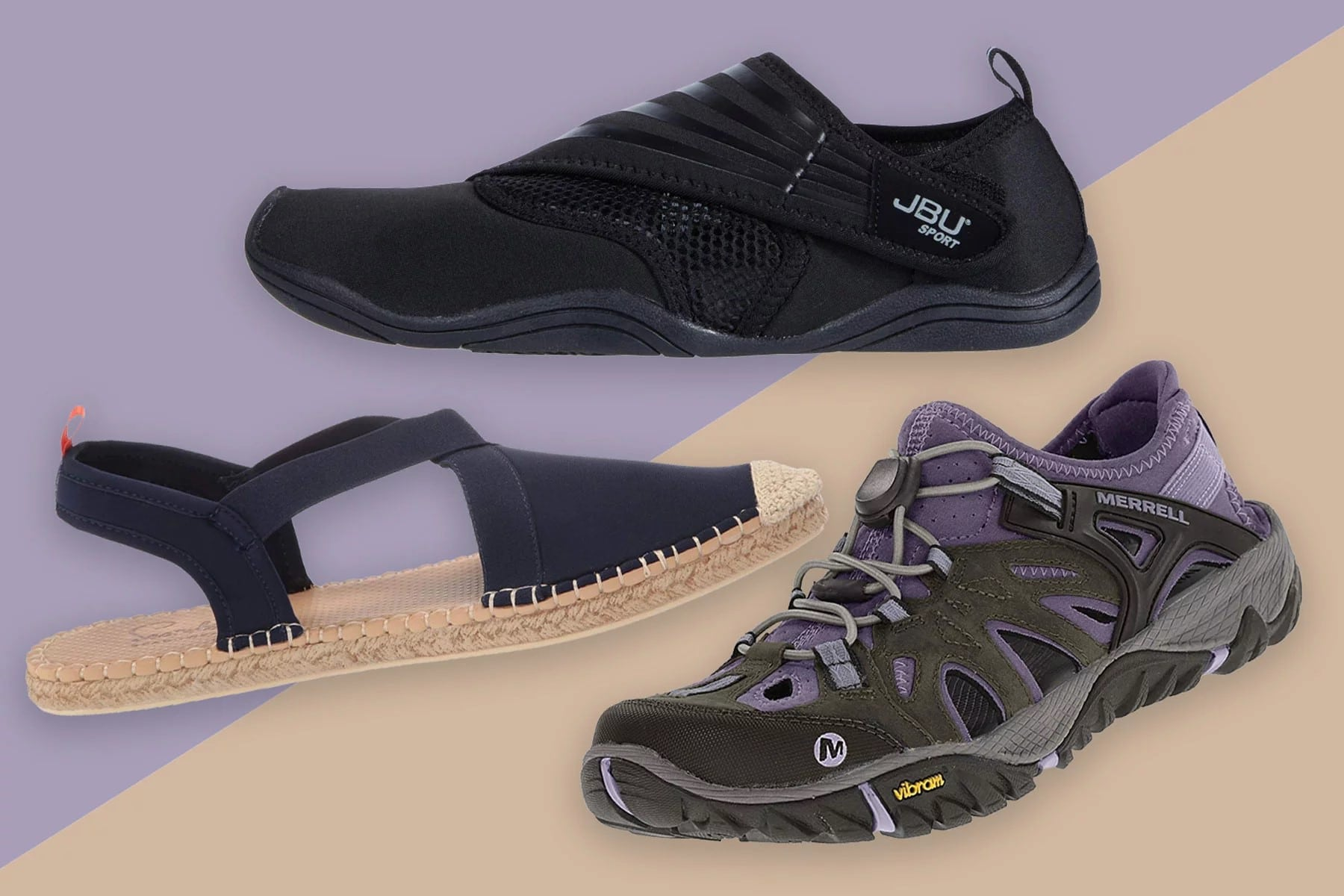 best womens water shoes brands
