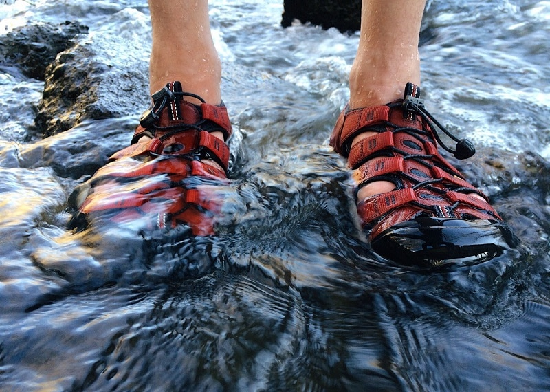 aqua shoes for outdoor adventures