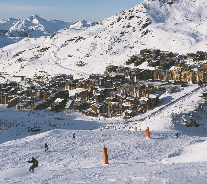 4 Awesome French Alps Ski Areas