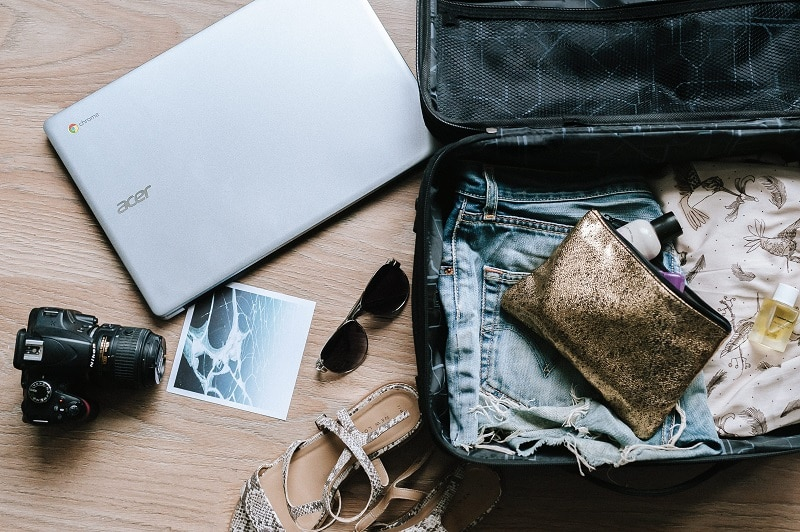 How To Build a Travel Capsule Wardrobe 5 Packing Essentials and Tips