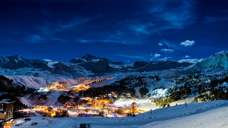 La Plagne French Alps