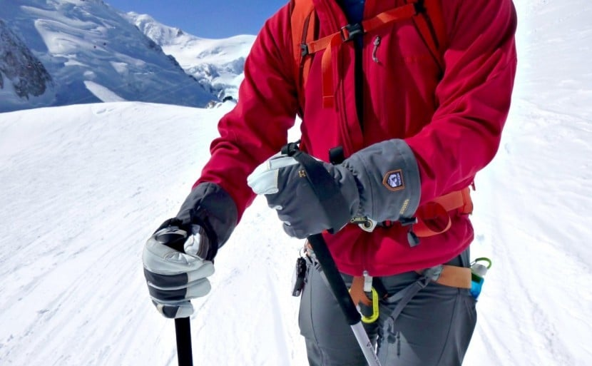 best heated ski gloves brands