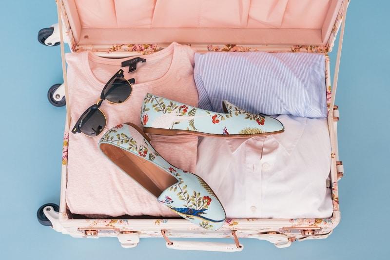 building the perfect travel capsule wardrobe
