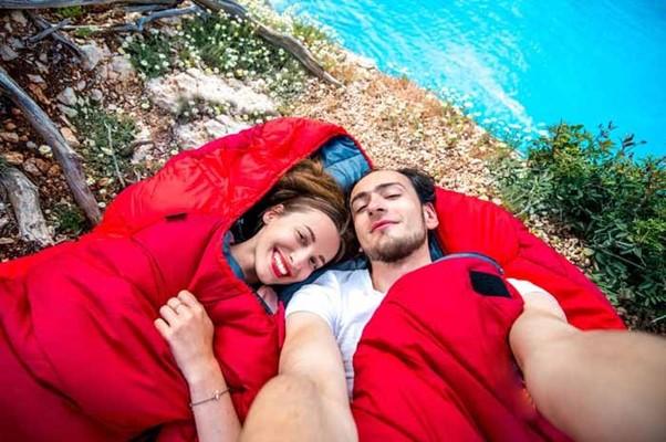 best double sleeping bag brands