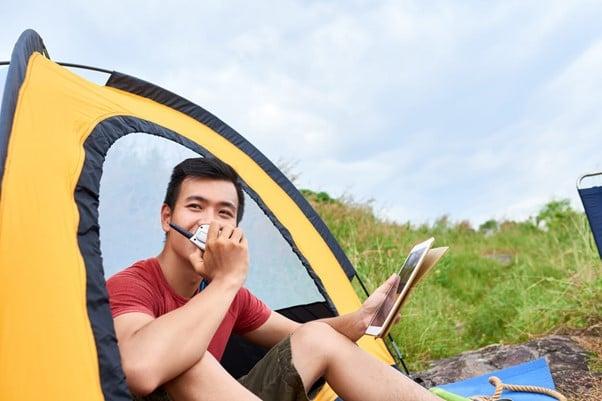 best walkie talkies for camping