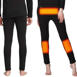 heated pants for winter cold