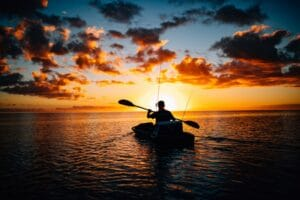 top tips for fly fishing from a kayak