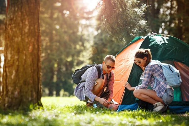 what is the best knife for camping