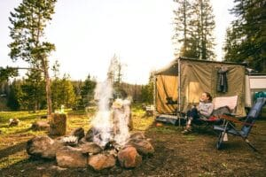 Must Have Items for Your First Camping Trip checklist