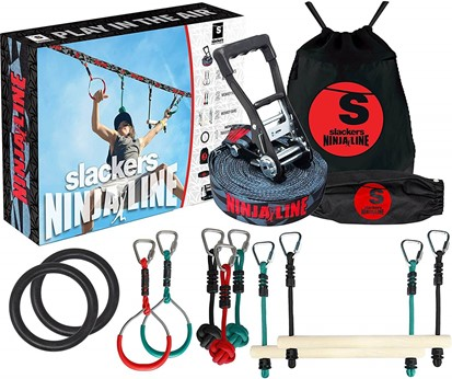 Slackers Eagle Series Zipline