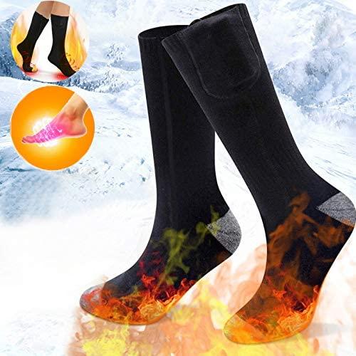 best battery heated socks brands