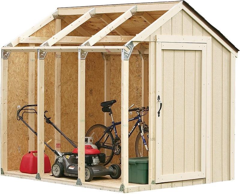 best bike storage shed brands
