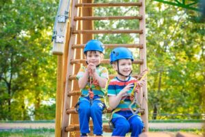 best outdoor ziplines for the family to use
