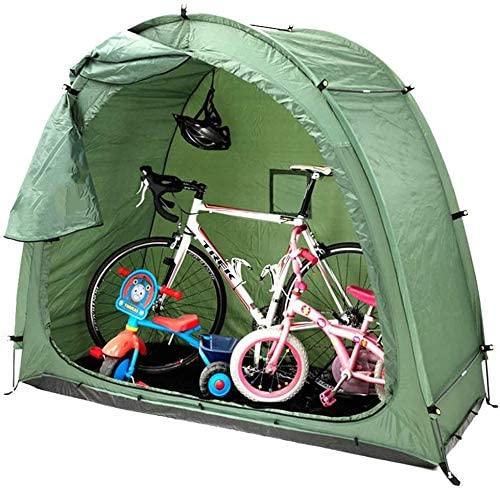 bicycle storage tent
