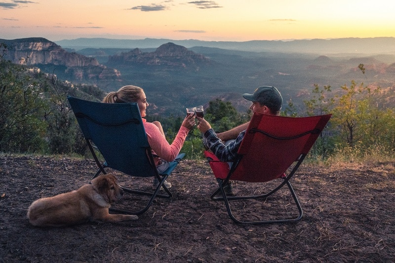must have items for first camping trip camping trip chairs