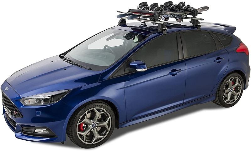 snowboard rack for car
