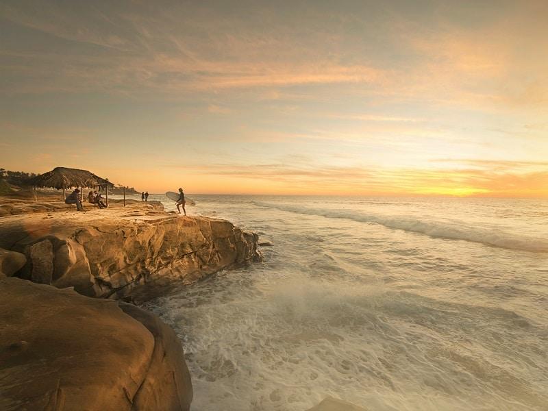10 best backpacking spots near San Diego