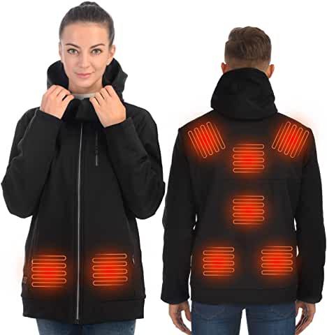 best heated jacket for men women