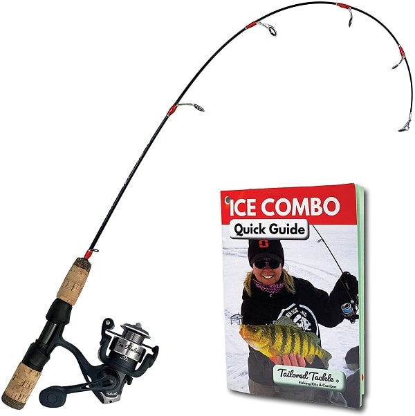 best ice fishing rods Tailored Tackle