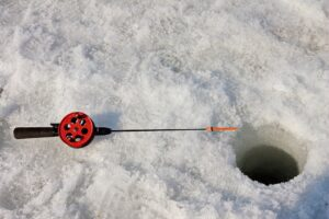 best ice fishing rods reviews