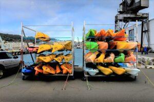 best outdoor kayak storage rack reviews