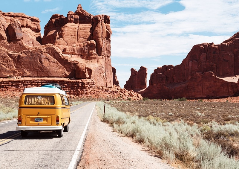tips for taking road trips in 2021