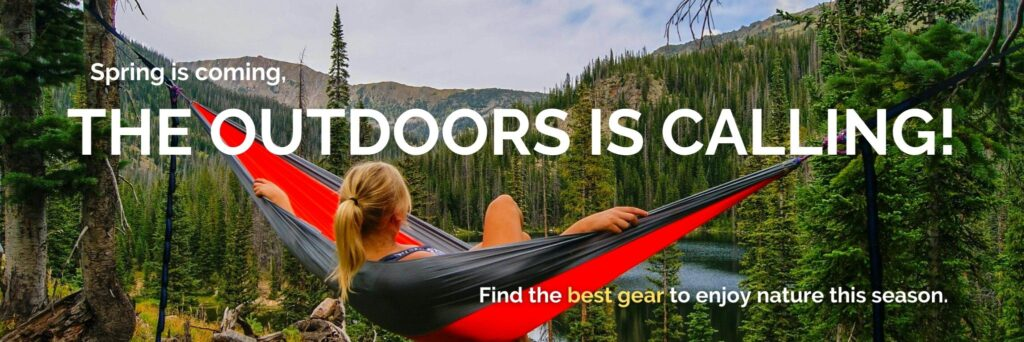 My Trail Co spring outdoors sports adventure gear reviews