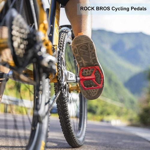 ROCK BROS mountain bike pedals