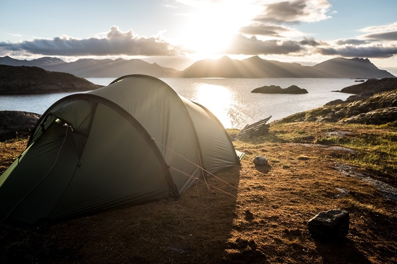 breathtaking countries where camping in the wild is legal