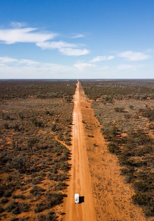 longest road trips in australia the big lap outback