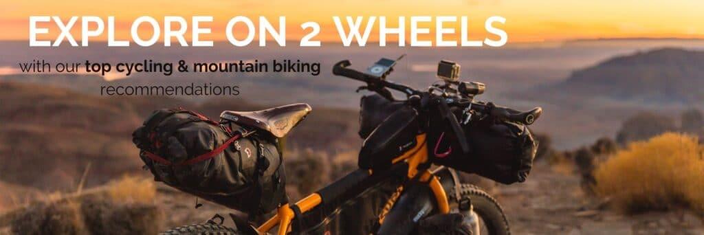 mytrailco cycling mountain biking MTB product reviews