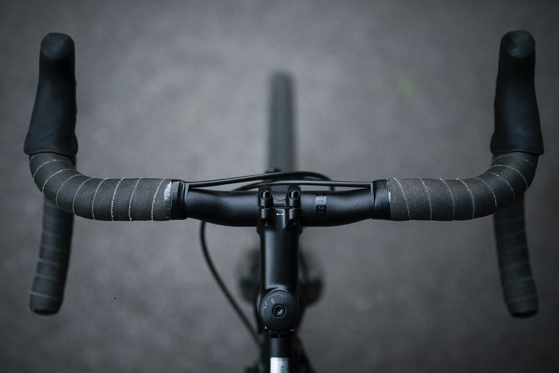 take care of your bicycle handles and brakes
