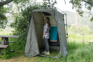 best camping shower tents reviews