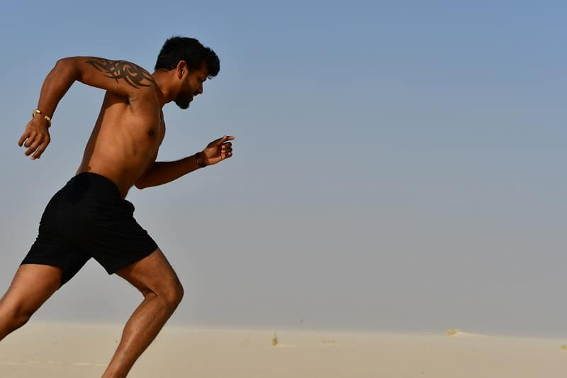lose weight with outdoor running