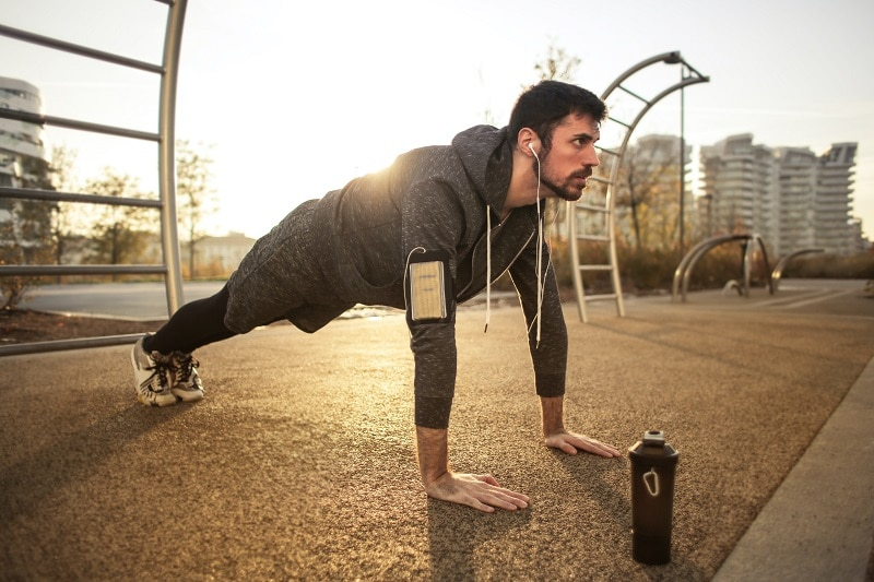 outdoor fitness boot camp for weight loss