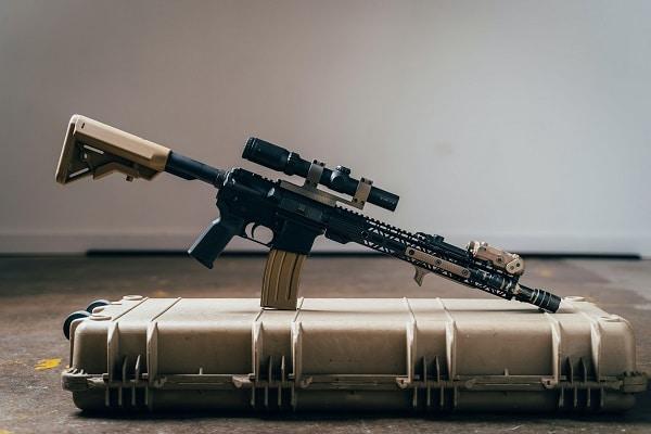 hunting rifle gadgets