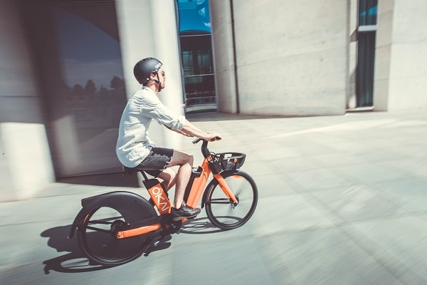 okai electric bike