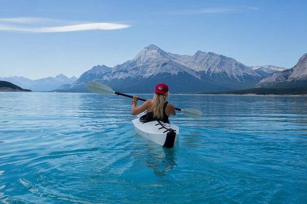 awesome water sports kayaking