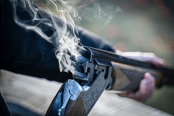 hunting rifle