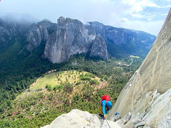 top climbing and hiking spots yosemite